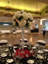 Crystal Tower Centerpiece